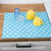 Podložka na nádobí Ultra modrá, 40 x 48 cm