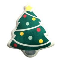 Domarex Vánoční tvarovaný polštářek Stromeček, 30 cm