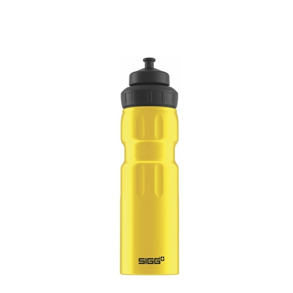 SIGG WMB Sports Yellow Touch fľašu, 0,75 l