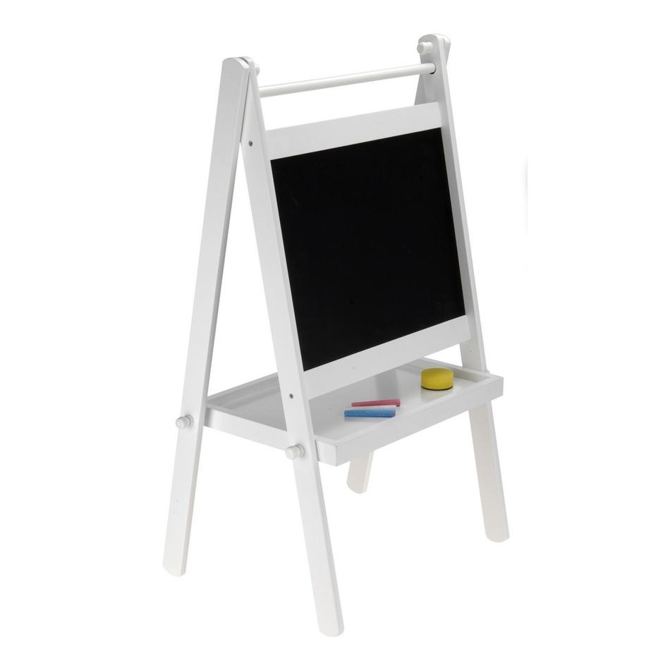 Tabuľa s príslušenstvom biela, 78,5 cm