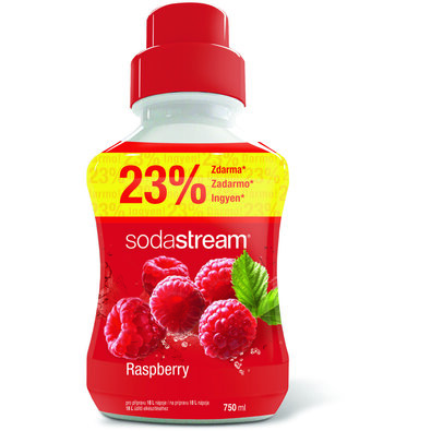 SodaStream Sirup Malina, 750 ml