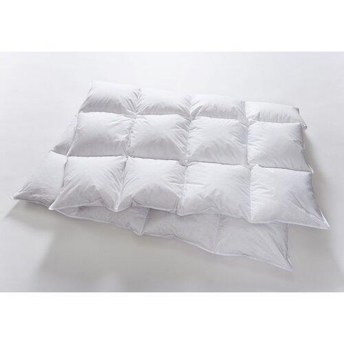 Kamýk Daunen Péřová přikrývka Natural Comfort Classic teplá , 135 x 220 cm