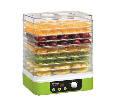 Concept SO-1060 sušička ovocie In Time s časovačom