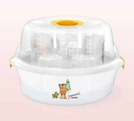 Parní sterilizátor do mikrovlnné trouby Beurer JBY
