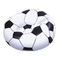 Bestway Nafukovacie kreslo Futbalová lopta