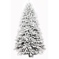 Choinka bożonarodzeniowa zaśnieżona ze stojakiem Cardiff, 150 cm