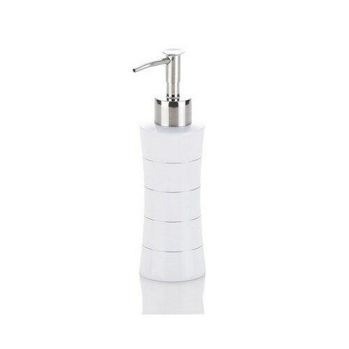 Kela Dávkovač mýdla Aminal bílá, 175 ml