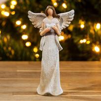 Anjel so srdcom, 15 cm