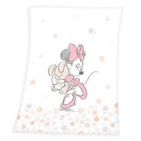 Pătură Herding Minnie Mouse, pentru copii, 75 x 100 cm