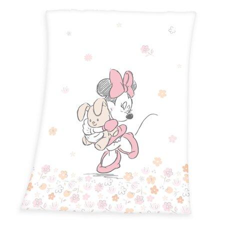 Herding Minnie Mouse gyermek takaró, 75 x 100 cm