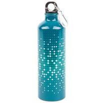 Aluminiowa butelka sportowa 750 ml, zielony