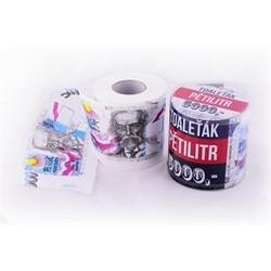 Toaletní papír pětitisícovka - druhá jakost