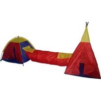 Zestaw namiotów dla dzieci Adventure