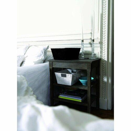 Compactor Coș împletit manual ETNA, 31 x 24 x 14 cm, alb