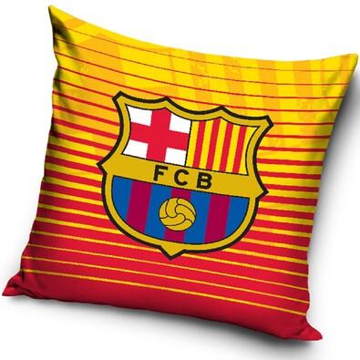Poduszka - jasiek FC Barcelona Katalonia, 40 x 40cm