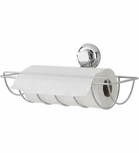 Držák na kuchyňské role Compactor Bestlock - bez vrtání, nostnost až 6 kg, 33 x 17,3 x 14,5