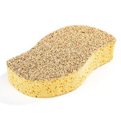 Spontex vikózní Calypso Natural Scrub houba na peeling