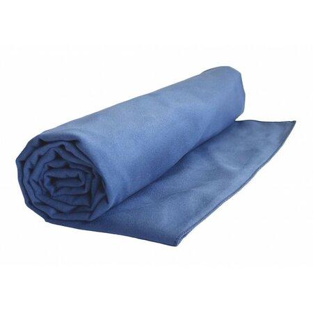 Fitness ručník modrá, 60 x 90 cm