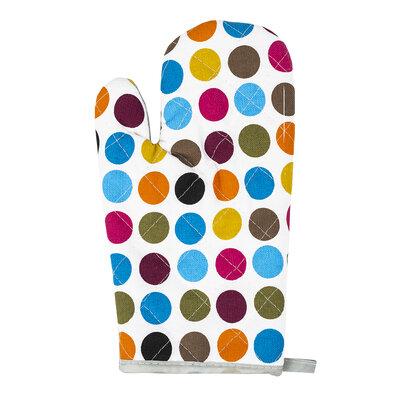 Chňapka Bodka farebná, 28 x 18 cm