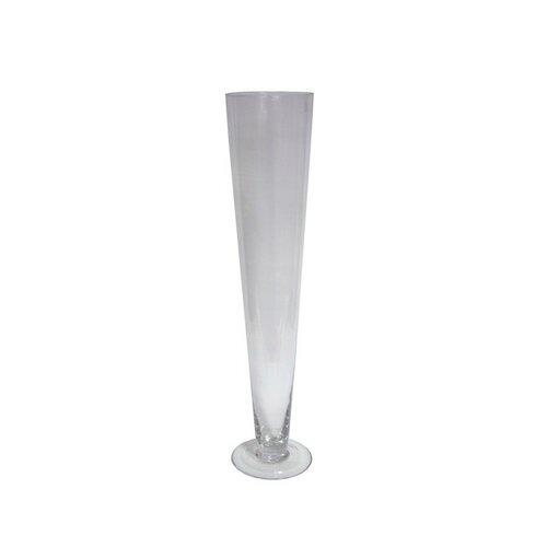 Autrnic Skleněná váza Cone, 80 cm