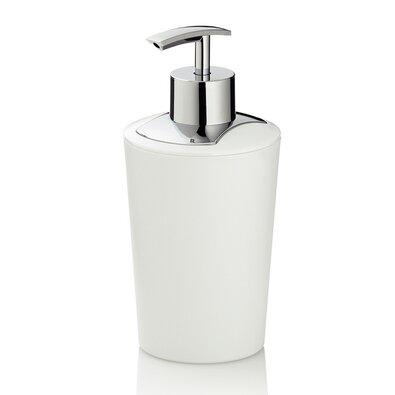Kela Dozownik mydła MARTA, biały