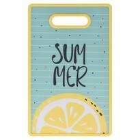 Koopmna Plastová krájacia doštička Summer