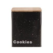 Doză biscuiți Orion Marmură, din tablă Mramor