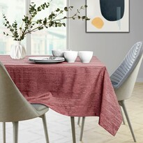 AmeliaHome Față de masă Vesta, roz, 110 x 110 cm