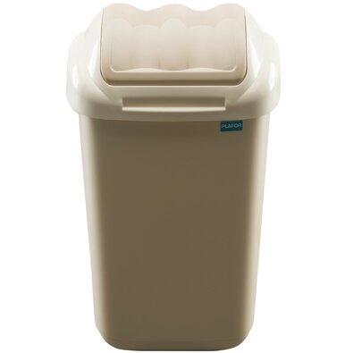 Odpadkový koš FALA 15 l, béžová