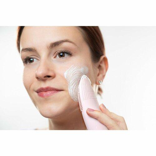 Concept SK9011 soniczna szczotka czyszcząca do twarzy Sonivibe, różowy