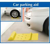 Parkovací asistent, žlutá, 55 x 28 x 5 cm