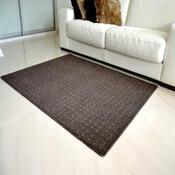 Kusový koberec Udinese hnědá, 60 x 110 cm