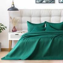 AmeliaHome Cuvertură de pat Carmen alpinegreen, 220 x 240 cm
