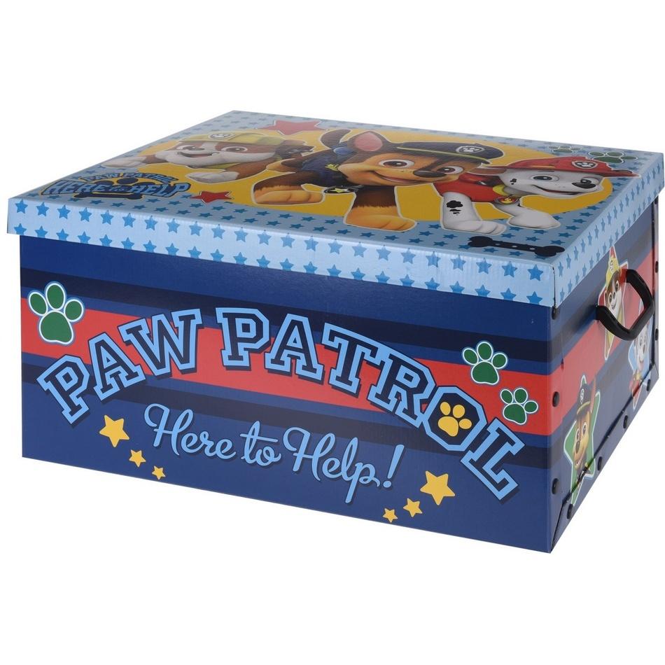 Úložný box Paw Patrol 49,5 x 39 x 24 cm