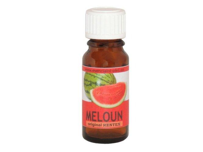 Vonný olej s vôňou melóna, Rentex