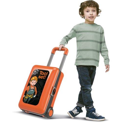 Buddy Toys BGP 3012 Dětský kufr Deluxe dílna