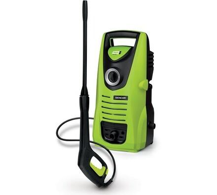 Vysokotlaký čistič Sencor SHW 3001, zelená