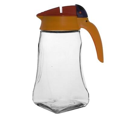 Skleněný džbán tukan