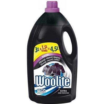 Woolite Black prací gel 4,5 l