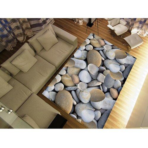 Bess 3D darabszőnyeg, 80 x 120 cm
