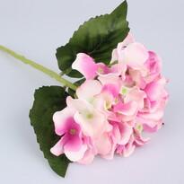 Hortensja sztuczna, fioletowy, 36 cm