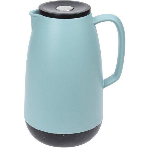 Koopman Plastová termoska 1 l, světle modrá