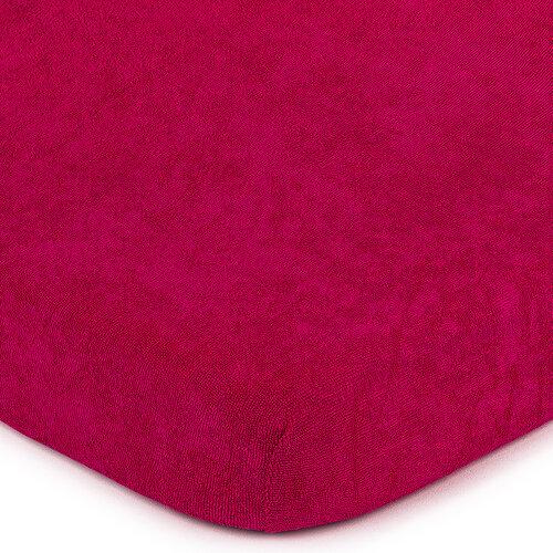 4Home frottír lepedő rózsaszínű, 180 x 200 cm