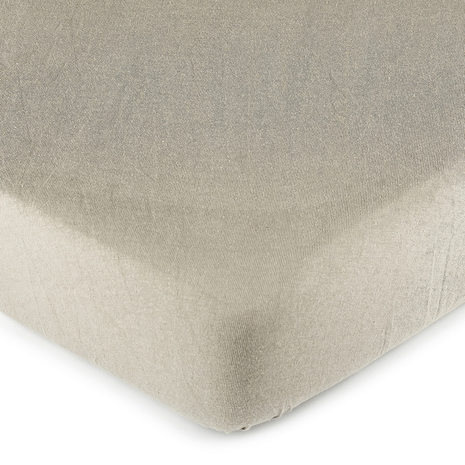 4Home Jersey prostěradlo šedá, 70 x 140 cm