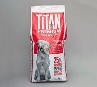Titan premium krmivo pro dospělé psy, 20kg