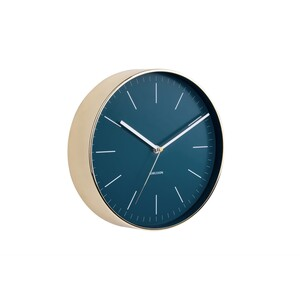 Nástěnné hodiny Karlsson 5695BL