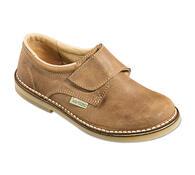 Orto Plus Dámská obuv vycházková na suchý zip vel. 40 tmavě červená