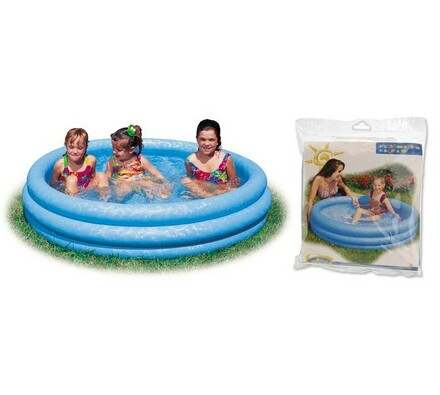 Dětský bazén, Intex, modrá, pr. 145 cm