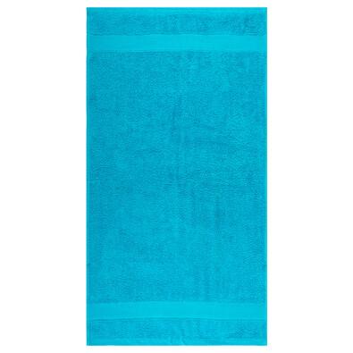 Ručník Olivia tyrkysová, 50 x 90 cm