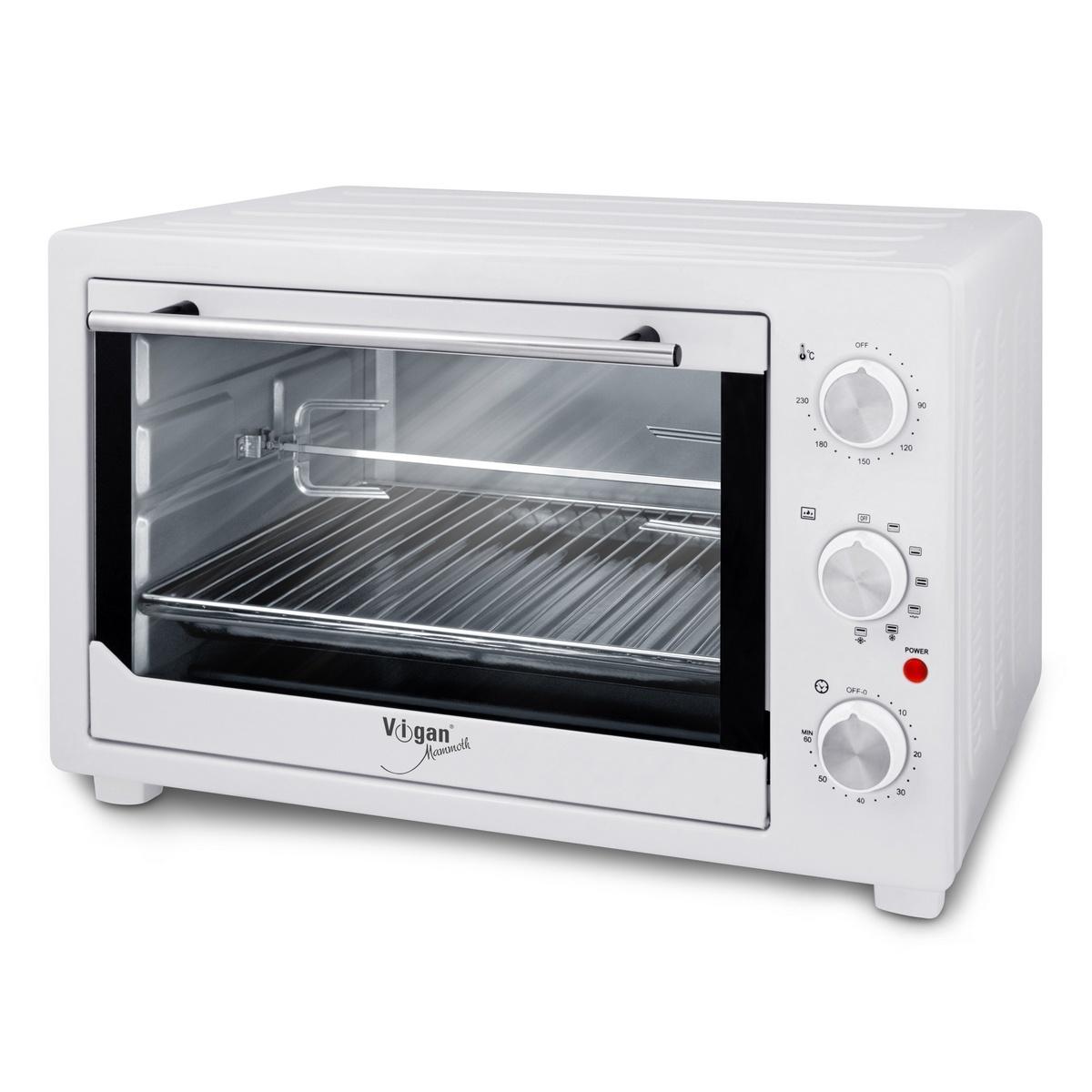 Vigan Mammoth T45L elektrická pečicí trouba s grilem a horkovzduchem